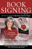 Booksigning Event promo card