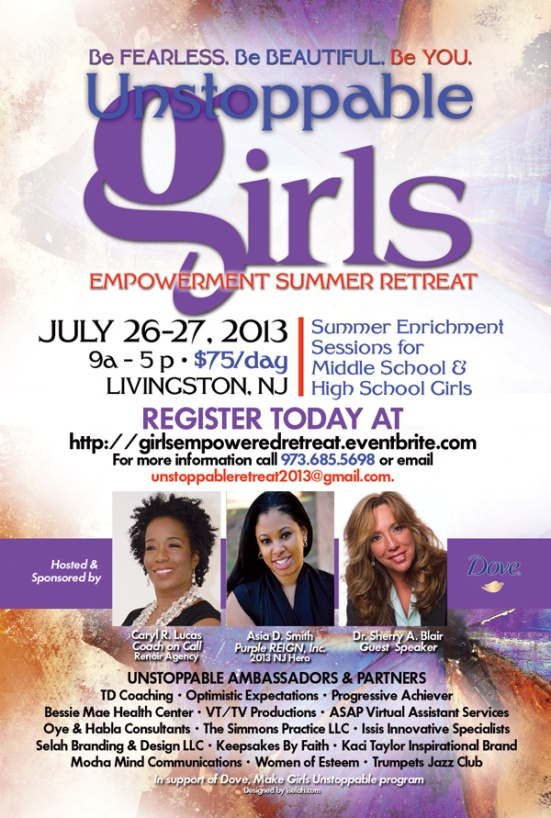Unstoppable Girls Retreat